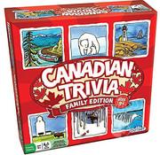 Canadian Trivia Family Edition