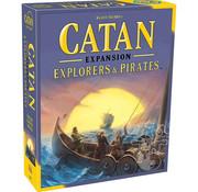 Mayfair Catan Expansion Explorers & Pirates