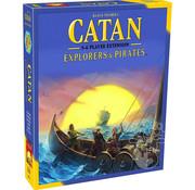 Mayfair Catan 5-6 Player Extension Explorers & Pirates