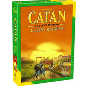 Mayfair Catan 5-6 Player Extension Cities & Knights