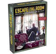 Thinkfun Escape the Room - Secret of Dr. Gravely's Retreat