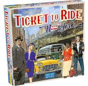 Days of Wonder Ticket to Ride: New York 1960