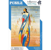 Canadian Art Prints Indigenous Collection: Not Forgotten Puzzle 1000pcs