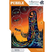 Canadian Art Prints Indigenous Collection: Transformation Puzzle 1000pcs