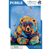 Canadian Art Prints Indigenous Collection: Spring Already Puzzle 1000pcs