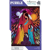 Canadian Art Prints Indigenous Collection: Family Puzzle 1000pcs