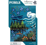 Canadian Art Prints Indigenous Collection: Tranquility Puzzle 1000pcs