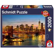 Schmidt Schmidt New York Puzzle 2000pcs