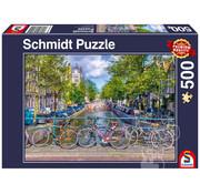 Schmidt Schmidt Amsterdam Puzzle 500pcs