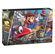 USAopoly USAopoly Super Mario Odyssey Snapshots Puzzle 1000pcs