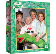 USAopoly USAopoly The Golden Girls: I Heart Miami Puzzle 1000pcs