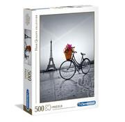 Clementoni Clementoni Romantic Promenade in Paris Puzzle 500pcs