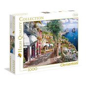 Clementoni Clementoni Capri Puzzle 1000pcs