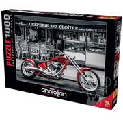 Anatolian Anatolian Red Chopper Puzzle 1000pcs