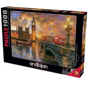 Anatolian Anatolian Westminster Sunset Puzzle 1000pcs