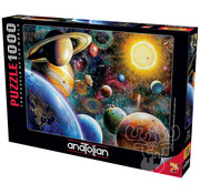 Anatolian Anatolian Planets in Space Puzzle 1000pcs