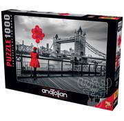 Anatolian Anatolian Tower Bridge Puzzle 1000pcs