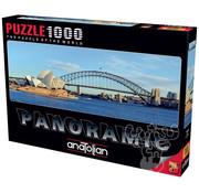 Anatolian Anatolian Sydney Panoramic Puzzle 1000pcs