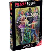 Anatolian Anatolian Color Trio Puzzle 1000pcs