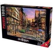 Anatolian Anatolian Colmar Street Puzzle 1000pcs
