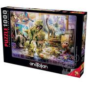 Anatolian Anatolian Dino Toys Come Alive Puzzle 1000pcs