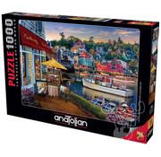 Anatolian Anatolian Harbour Gallery Puzzle 1000pcs