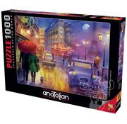 Anatolian Anatolian Paris at Night Puzzle 1000pcs