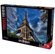 Anatolian Anatolian Eiffel Puzzle 1000pcs