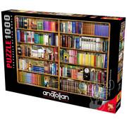 Anatolian Anatolian Bookshelves Puzzle 1000pcs
