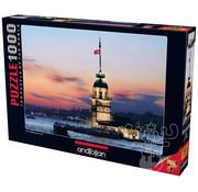 Anatolian Anatolian Maiden's Tower Puzzle 1000pcs