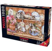 Anatolian Anatolian Kittens Puzzle 1000pcs