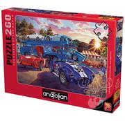 Anatolian Anatolian The Competition Has Arrived Puzzle 260pcs