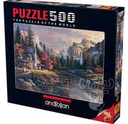 Anatolian Anatolian Home at Last Puzzle 500pcs