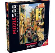 Anatolian Anatolian Sunday in Venice Puzzle 500pcs