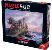 Anatolian Anatolian Captain's Cove Puzzle 500pcs