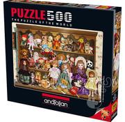 Anatolian Anatolian Grandma's Dresser Puzzle 500pcs