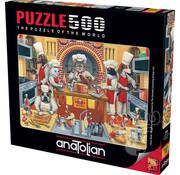 Anatolian Anatolian Kool Kat Kuisine Puzzle 500pcs