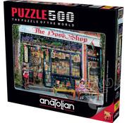 Anatolian Anatolian The Bookshop Kids Puzzle 500pcs