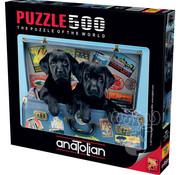 Anatolian Anatolian Travel Labs Puzzle 500pcs