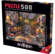 Anatolian Anatolian French Walkway Puzzle 500pcs