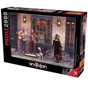 Anatolian Anatolian The Sights and Sounds of New Orleans Puzzle 2000pcs
