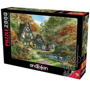 Anatolian Anatolian The Autumn Cottage Puzzle 2000pcs