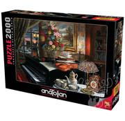 Anatolian Anatolian Ensemble Puzzle 2000pcs
