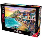 Anatolian Anatolian Wonderful Beach Puzzle 2000pcs