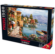 Anatolian Anatolian Villa De Lago Puzzle 1500pcs