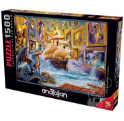 Anatolian Anatolian Gallery Puzzle 1500pcs