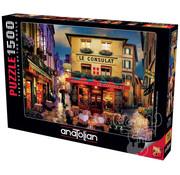 Anatolian Anatolian Meet Me in Paris Puzzle 1500pcs