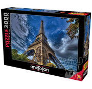 Anatolian Anatolian Eiffel Puzzle 3000pcs