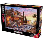 Anatolian Anatolian Mediterranean Romance Puzzle 3000pcs