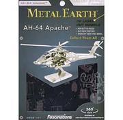 Metal Earth Metal Earth AH-64 Apache Model Kit